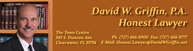 Davidi W. Griffin, P.A., Honest Lawyer